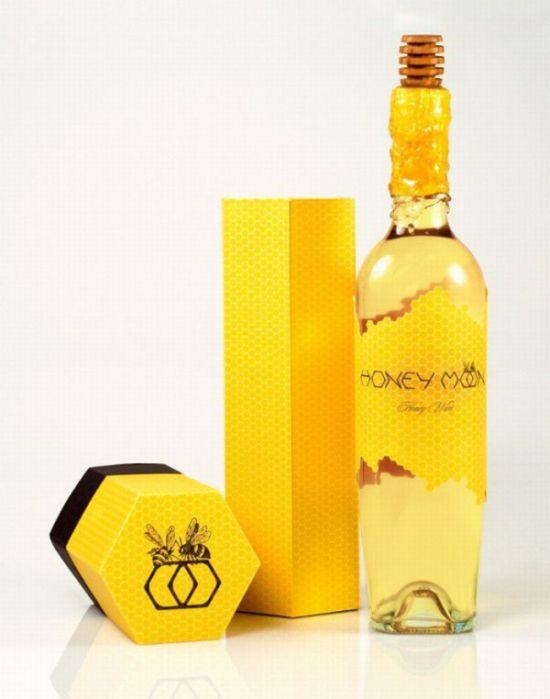 Bouteille vin design 2