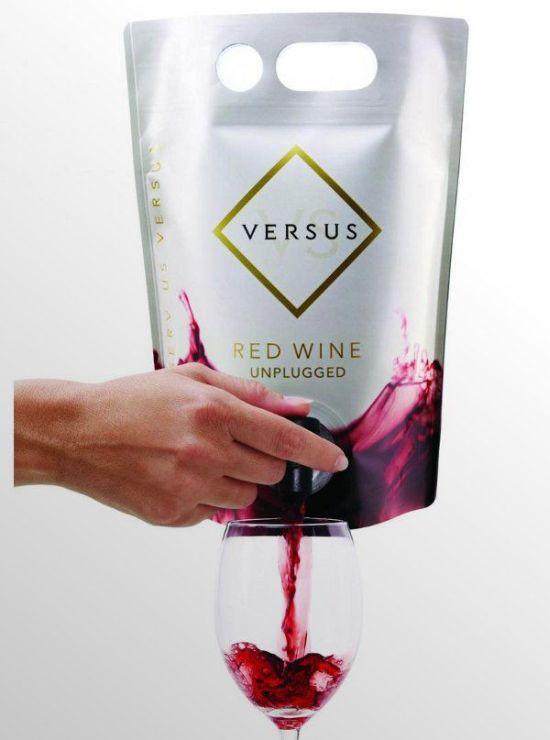 Bouteille vin design 13