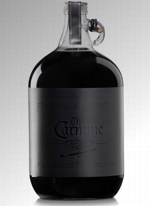 Bouteille vin design 14