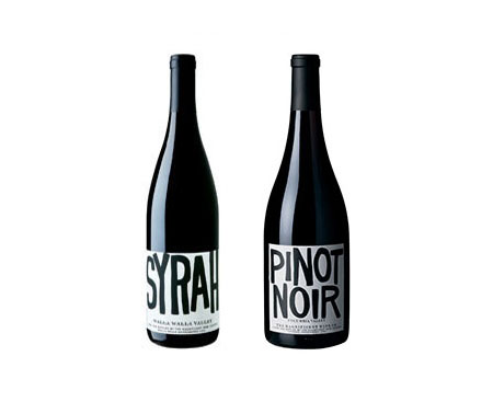 Bouteille vin design 30