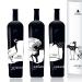 Bouteille vin design 18
