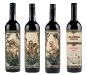 Bouteille vin design 41