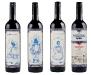Bouteille vin design 42