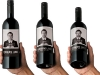 Bouteille vin design 23