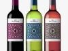 Bouteille vin design 32