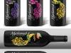 Bouteille vin design 34