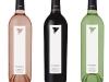 Bouteille vin design 44