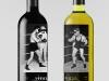 Bouteille vin design 45