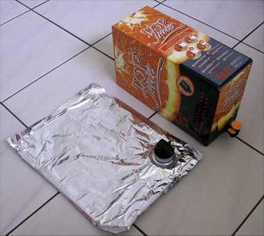 Bag in Box ou BIB