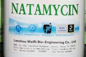 Natamycine vin