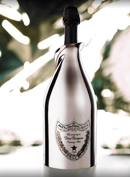 Dom Pérignon Jeroboam Or blanc