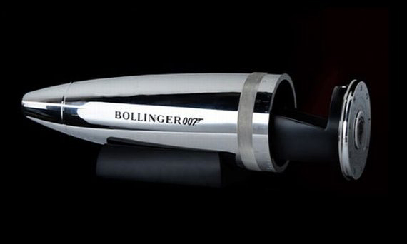 Bollinger James Bond Collector