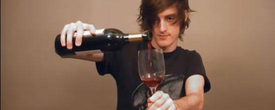 verre vin musique zelda