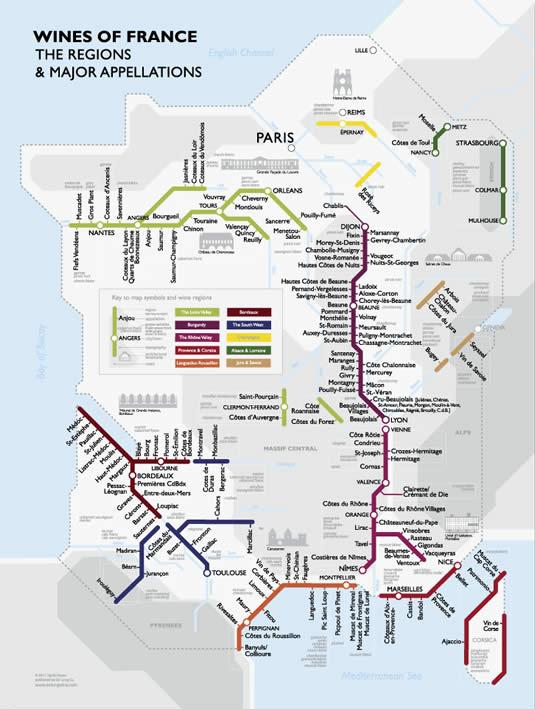 Metro vin plan